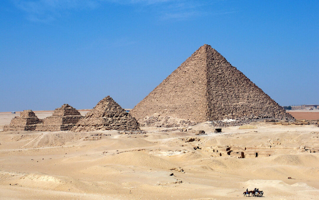 Top 10 Tourist Places to visit in Egypt