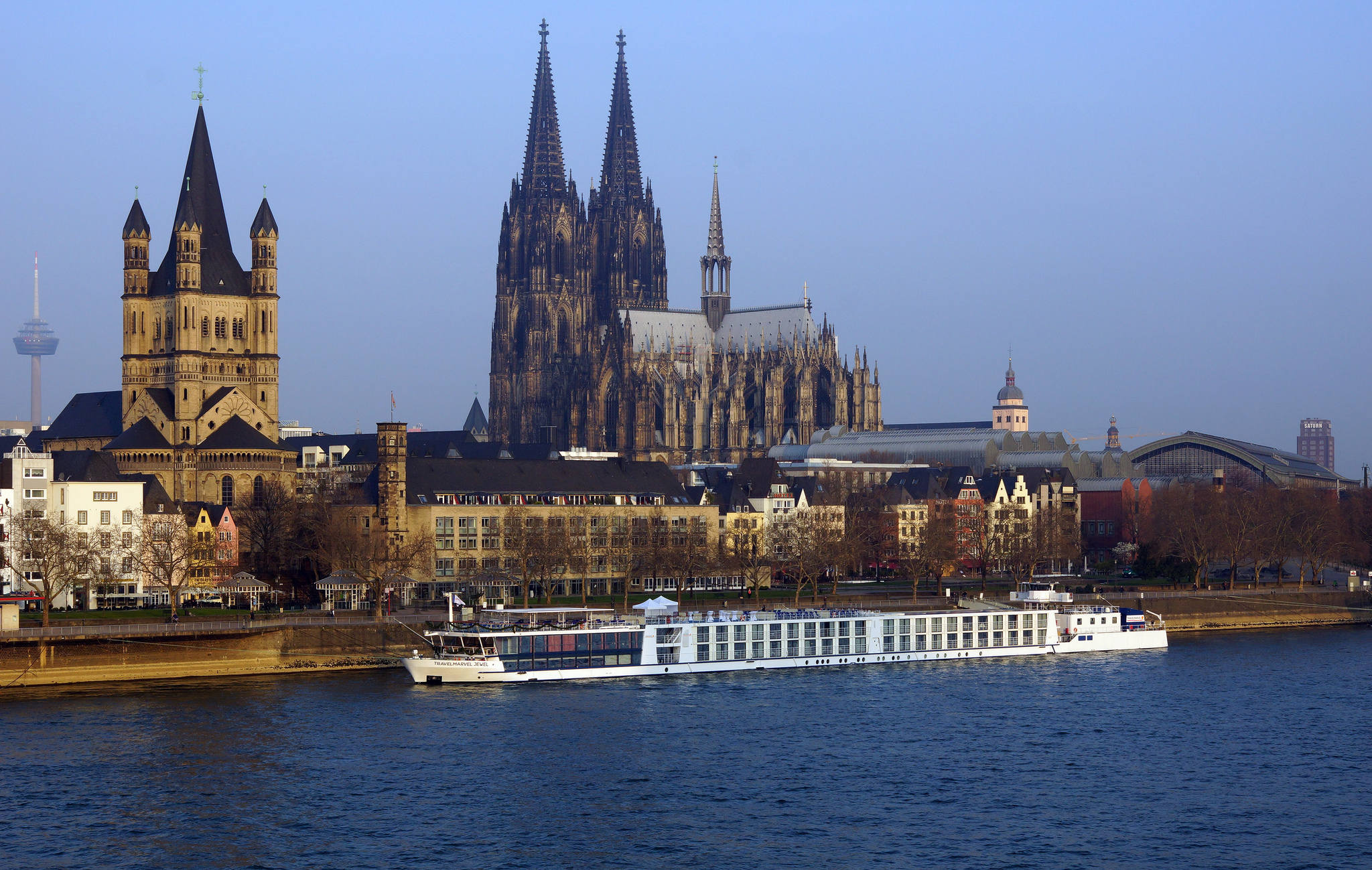 Experience the Rhine in Luxury